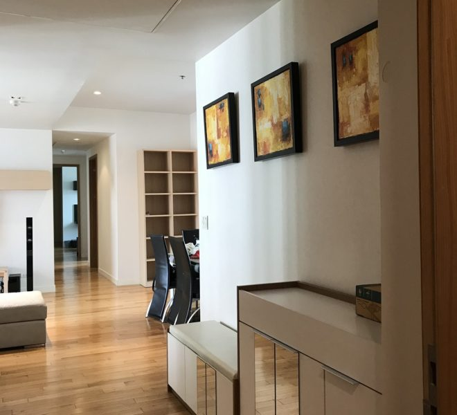 3-bedroom condo for rent in Millennium Residence - mid-floor