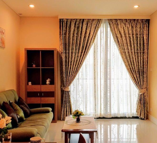 A flat for rent at Sukhumvit 22- high-floor - pet-friendly - corner unit -Aguston Sukhumvit 22 condominium