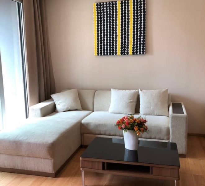 Rent 2-bedroom apartment near MRT Phetchaburi - High-Floor - The Address Asoke Condominium