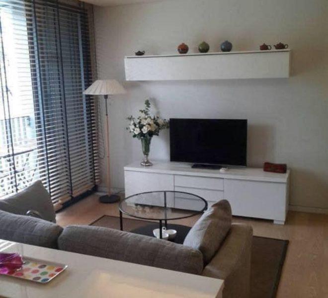 Condo for sale in Sukhumvit 31 - 1 bedroom - low-rise - Siamese Gioia
