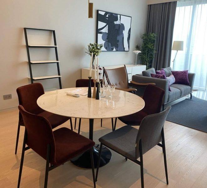 Luxury 2-bedroom condo for rent - mid-floor - nice view - Tela Thonglor