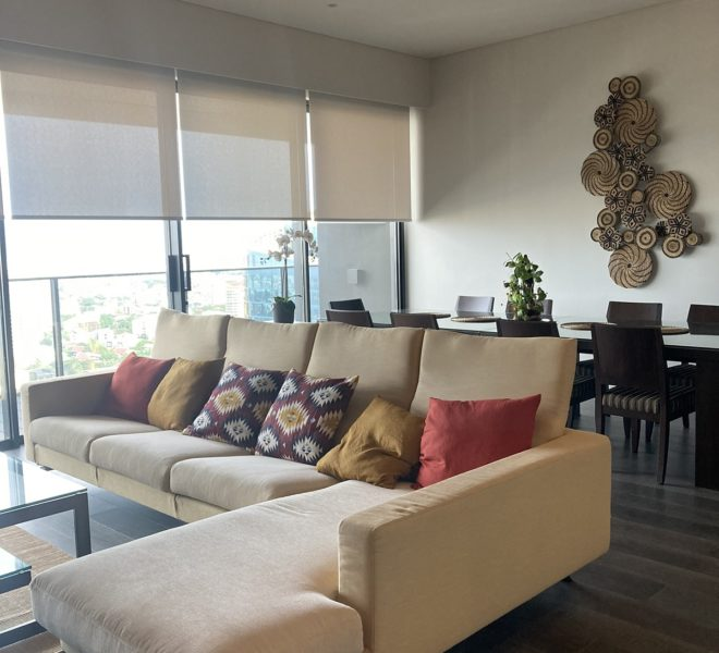 Luxury flat for rent in Thonglor - 2-bedroom - big balcony - private lift - Tela Thonglor