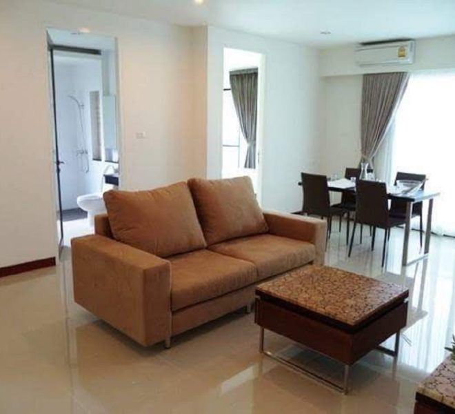 2-bedroom flat for rent in Ekkamai 12 - Low-Rise - Thavee Yindee