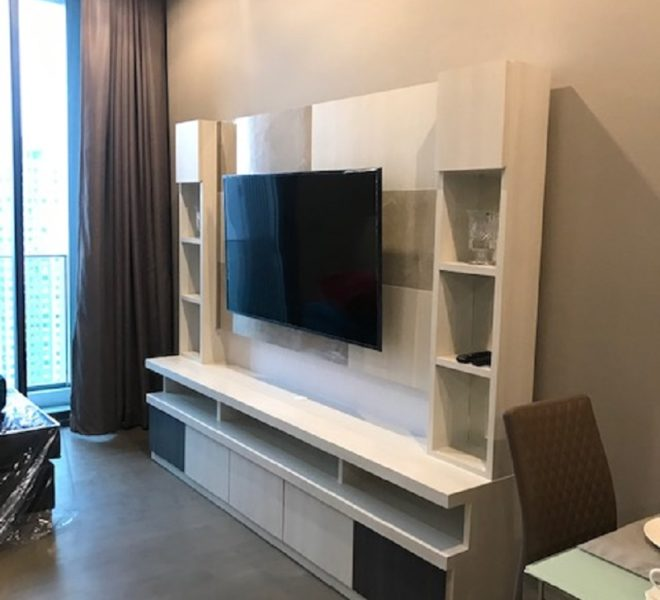 New 2-bedroom flat for rent - high floor - The Esse at Singha Complex