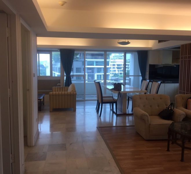 Combined large apartment in Prompong for sale - 2 bedroom - Yada Residential