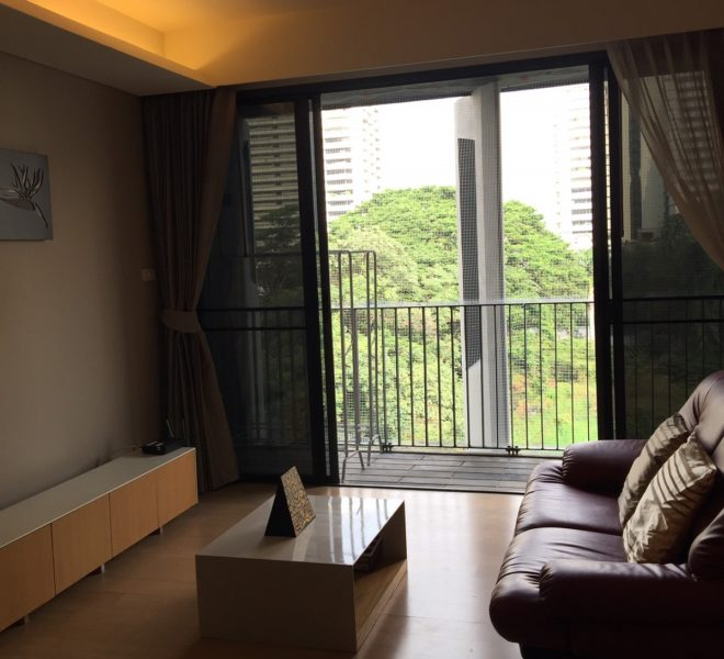 Condo in Sukhumvit 31 for sale - low-rise - 1-bedroom - Siamese Gioia
