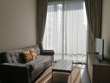 Condo near Asoke BTS for sale - 1-bedroom - mid-floor - Edge Sukhumvit 23 Bangkok apartment