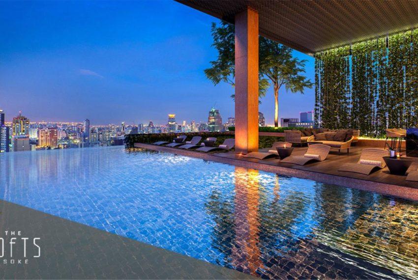 Lofts-Asoke-swimming-pool