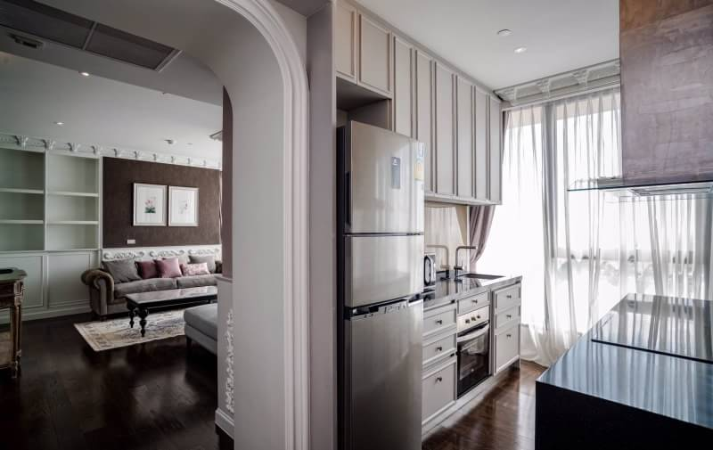 Lumpini 24-kitchen room