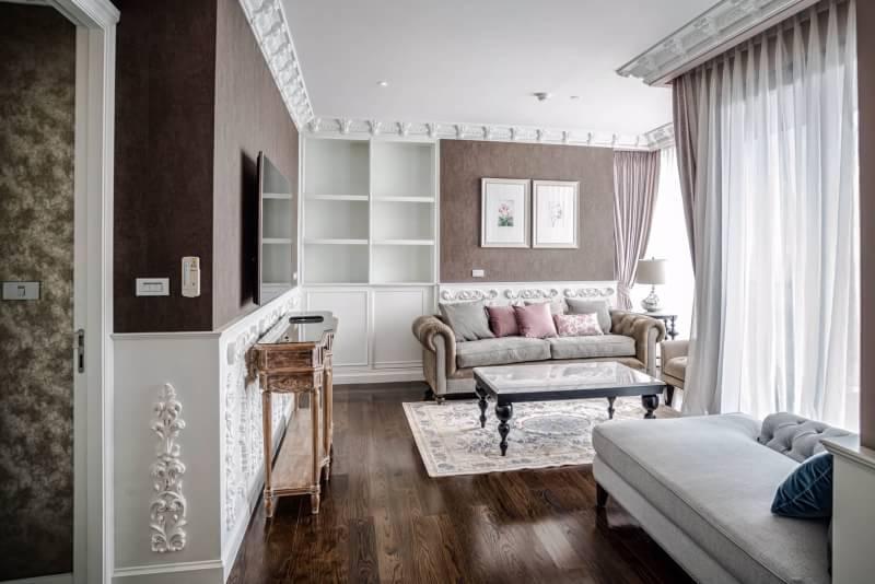 Lumpini 24-living room