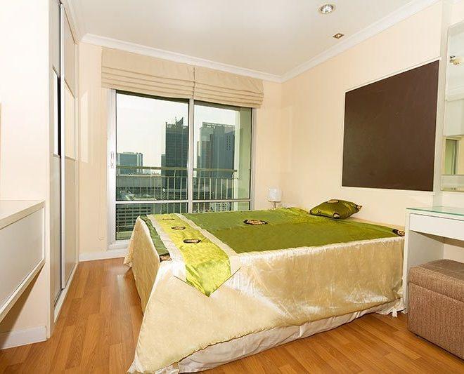 Condo in Rama 9 for rent - 1 bedroom - high floor - Lumpini Place Rama 9 - Ratchada