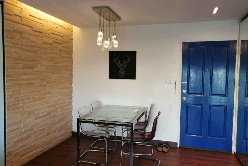 Lumpini Place Rama 9 - Ratchada 1-bedroom - dinning