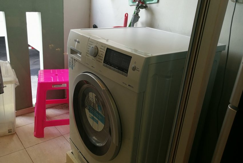 Lumpini Place Rama 9 - Ratchada 1-bedroom - washing machine