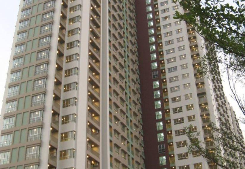 Lumpini Place Rama 9 Ratchada - building