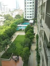 Lumpini Place Rama 9 Ratchada - garden