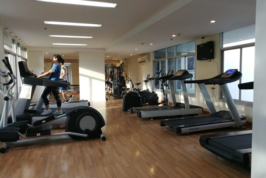 Lumpini Place Rama 9 Ratchada - gym