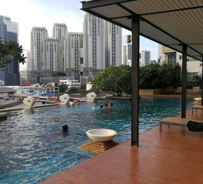 Lumpini Place Rama 9 Ratchada - pool
