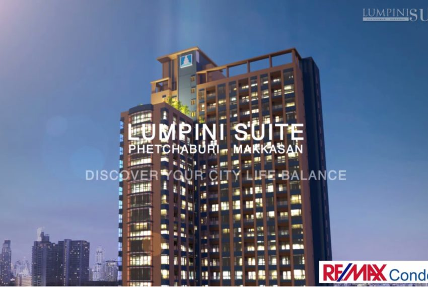 Lumpini Suite Makkasan video cover