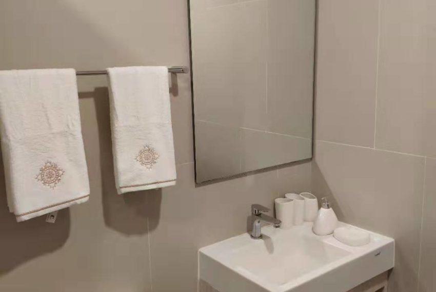 Lumpini Suite Phetchaburi-Makkasan 1-bedroom sale - toilet
