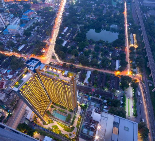 Lumpini Suite Phetchaburi-Makkasan