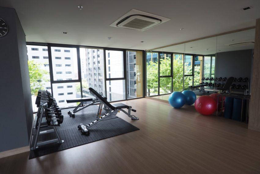 Lumpini Suite Phetchaburi-Makkasan - fitness