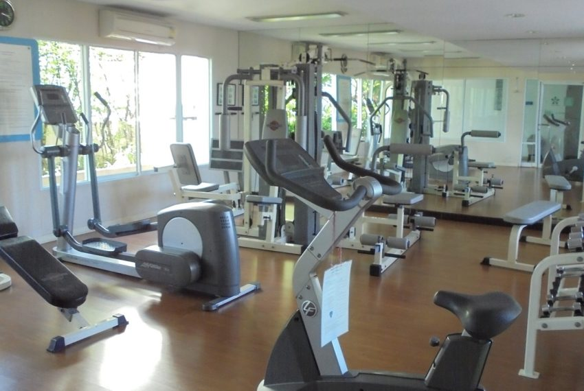 Lumpini Suite Sukhumvit 41 fitness - Copy