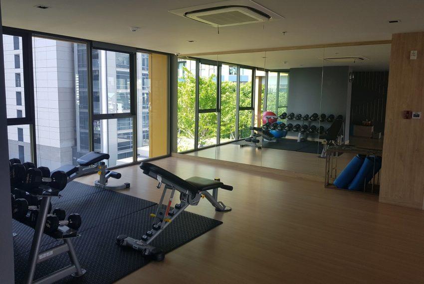 Lumpini Suites Phetchaburi Makkasan - fitness
