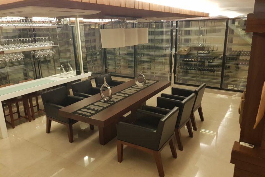 Luxury House-Resort-Sukhumvit-71-sale-rent-basement-wine-storage