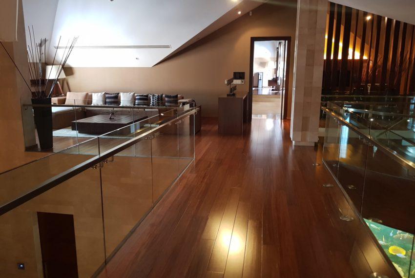 Luxury House-Resort-Sukhumvit-71-sale-rent-family-TV-room