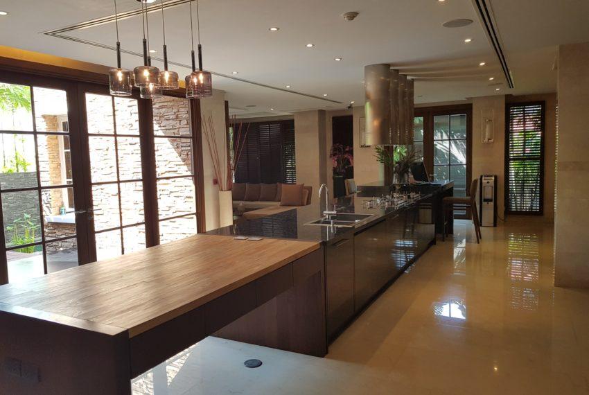 Luxury House-Resort-Sukhumvit-71-sale-rent-kitchen-dinning