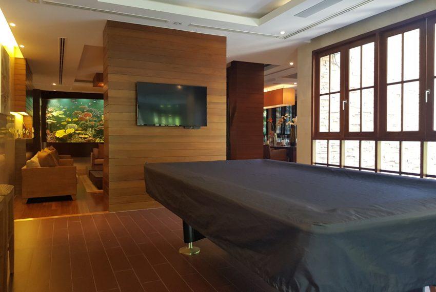 Luxury House-Resort-Sukhumvit-71-sale-rent-pool-table