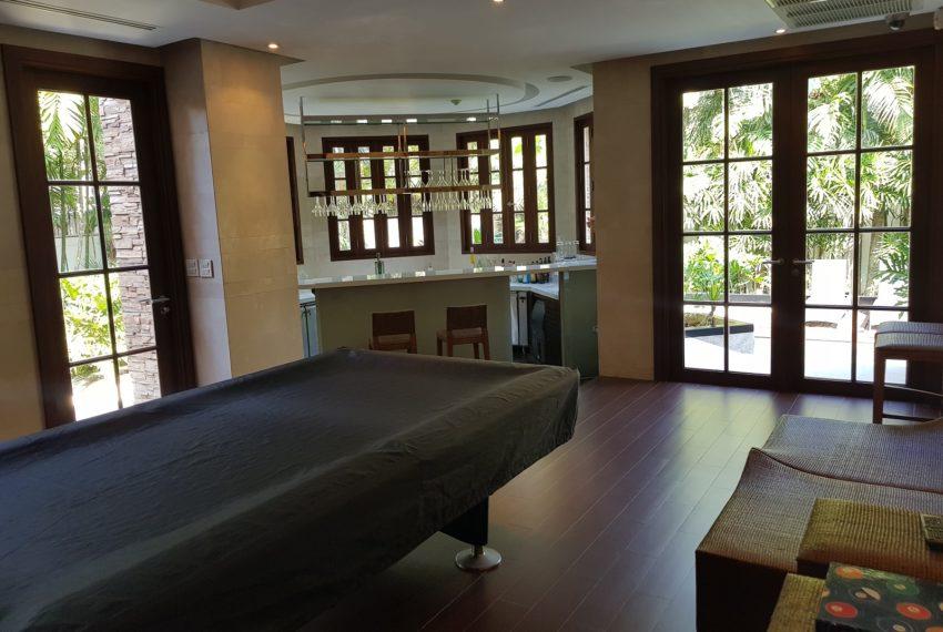 Luxury House-Resort-Sukhumvit-71-sale-rent-pool-table-bar