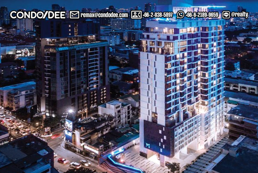 M Thonglor 10 - REMAX CondoDee