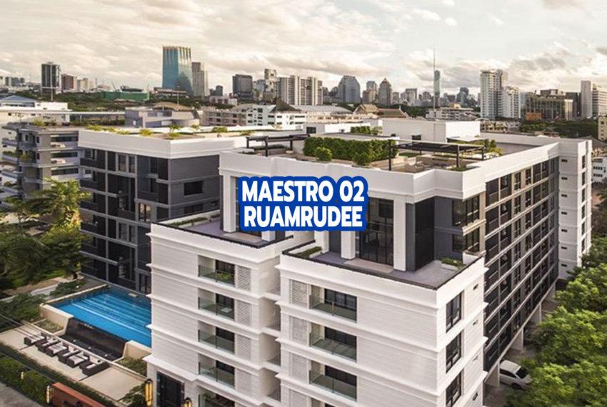 Maestro 02 Ruamrudee - REMAX Bangkok