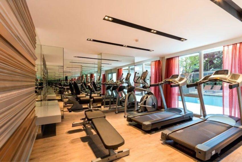 Maestro 39 Sukhumvit 39 condominium - fitness room