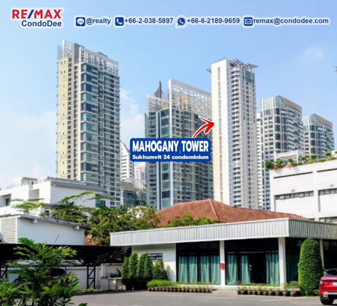 Mahogany Tower Sukhumvit 24 Condominium in Phrom Phong
