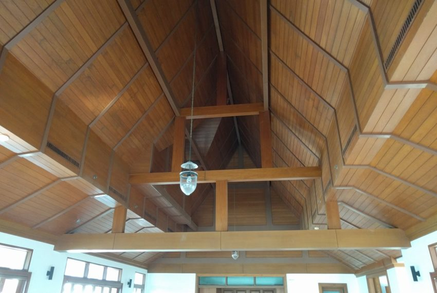 Maison de Siam 420smq room living room ceilings