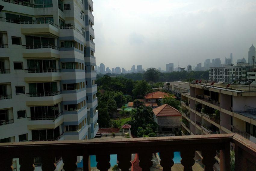Maison de Siam balcony view01
