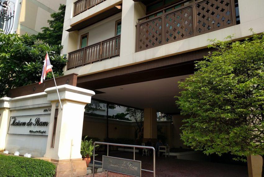 Maison de Siam entrance gate01