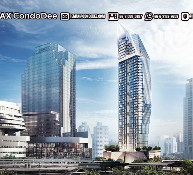 Marque Sukhumvit Luxury Condominium Near BTS Phrom Phong
