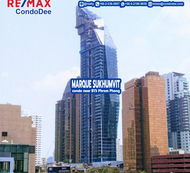 Marque SUkhumvit condominium - REMAX Bangkok