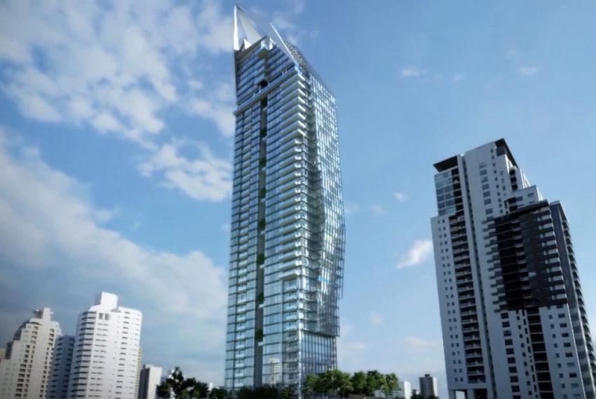 Marque Sukhumvit condominium - building