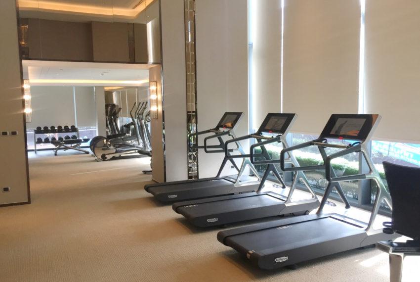 Marque Sukhumvit condominium - fitness
