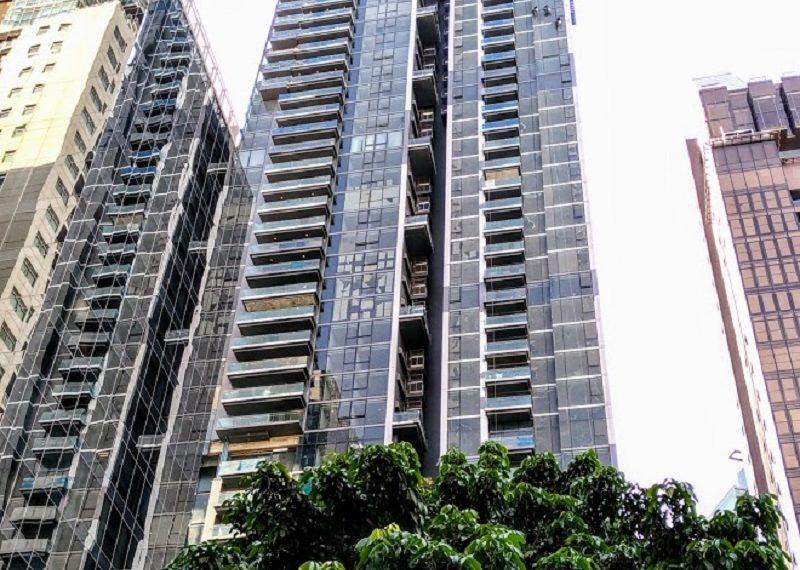 Marque Sukhumvit condominium - green view