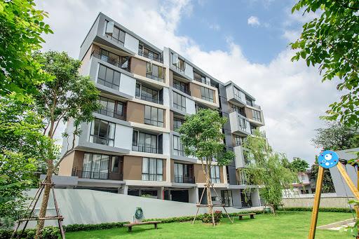 Mattani Suites Ekkamai 22 apartment - bldg