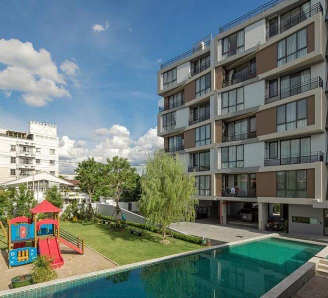Mattani Suites Fully Furnished Apartments in Ekkamai