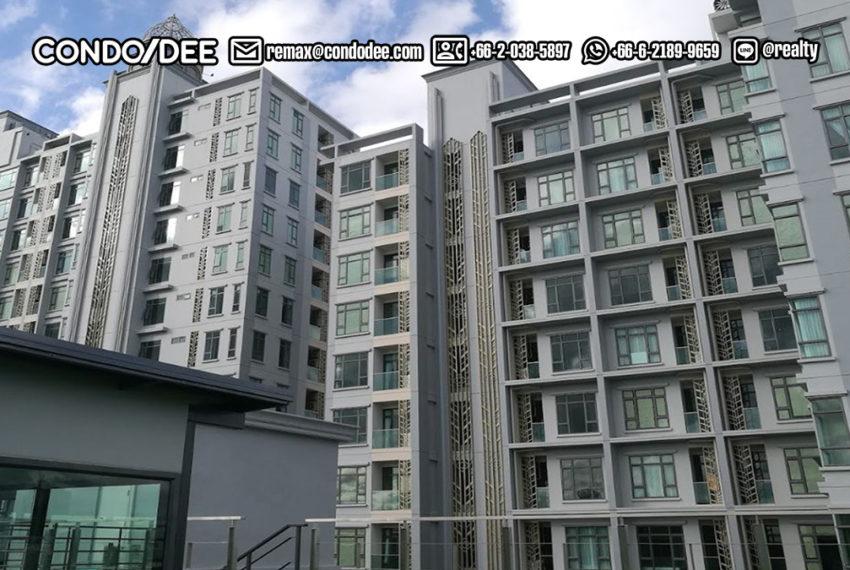 Mayfair Place Sukhumvit 50 condo - buildings