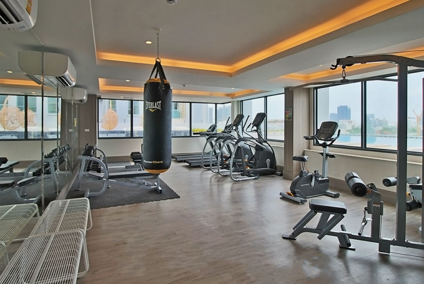Mayfair Place Sukhumvit 50 condo - fitness