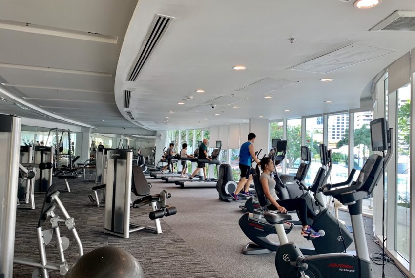 Millennium Residence -2 bed 3 bath-fitness