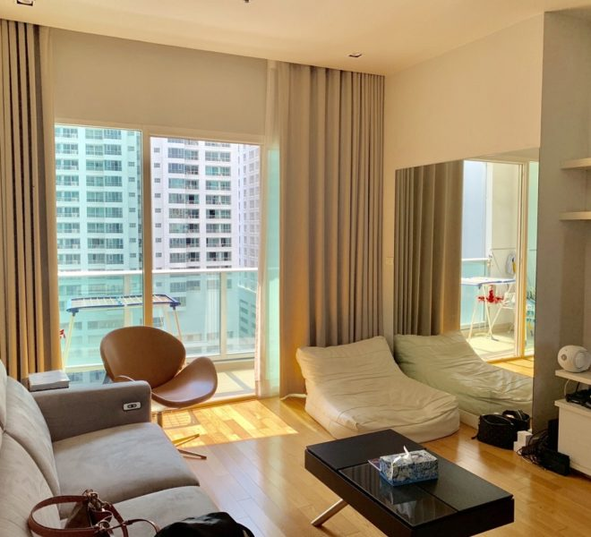 Large 2-Bedroom Bangkok Condo With Pool - Low Floor - Millennium Residence